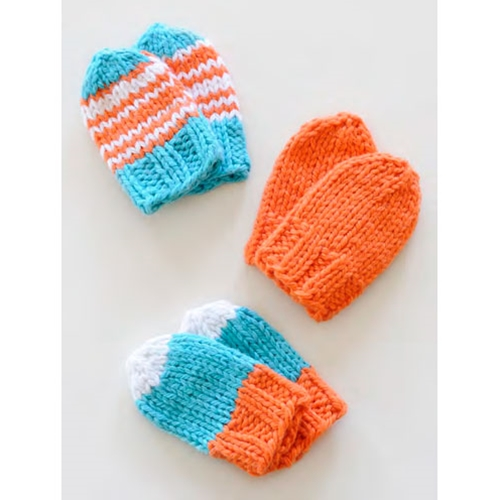 BABY MITTS