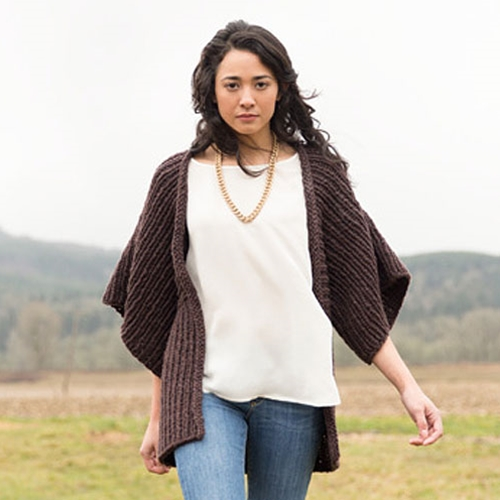 FAVORITE RIB CARDIGAN