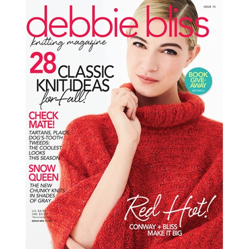 Debbie Bliss Magazine Issue 15
