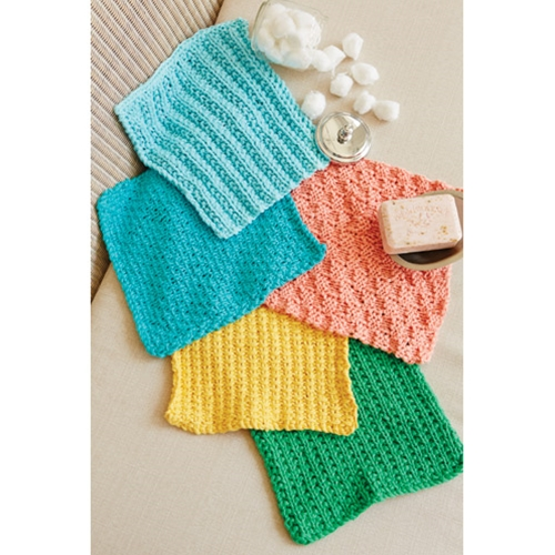 TEXTURED WASHCLOTHS