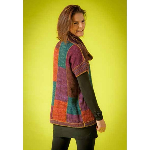 COLORBLOCK TWIGGY TUNIC