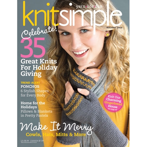 Knit Simple Holiday 2016