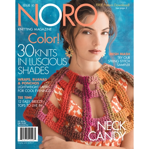 Noro Magazine Issue #10