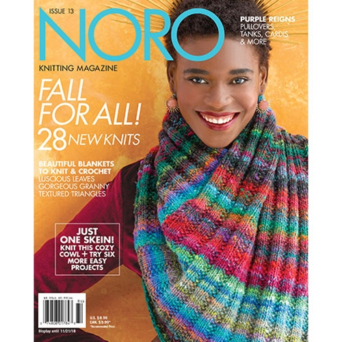 Noro Magazine Issue #13