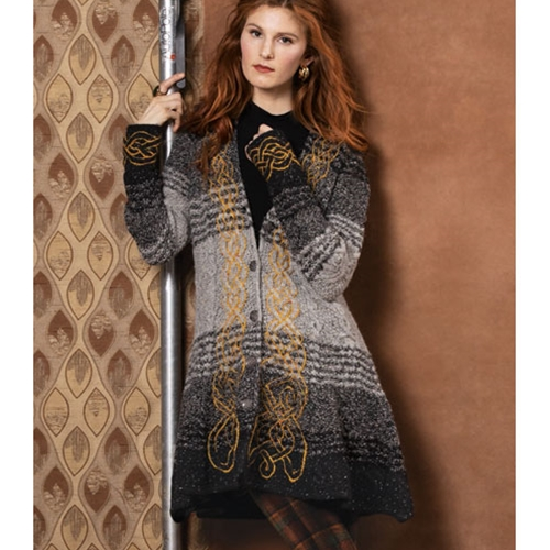 CELTIC FLAME COAT