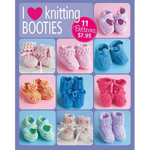 I ♥ Knitting Booties