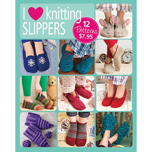 I ♥ Knitting Slippers