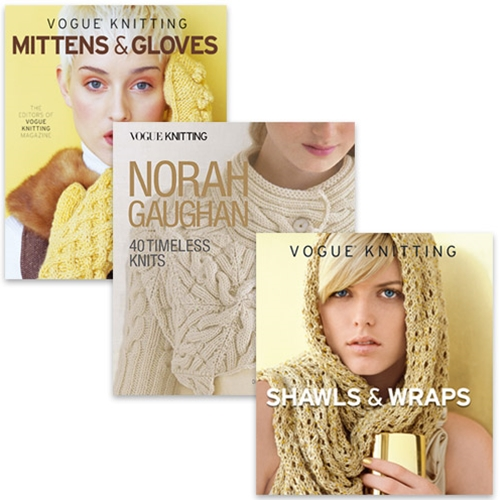 Knitting Books Bundle #2
