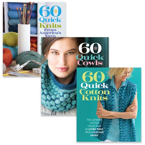 Knitting Books Bundle #4