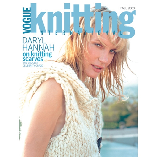 Vogue Knitting 2003 Fall