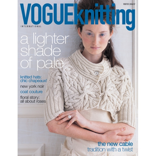 Vogue Knitting 2006/07 Winter