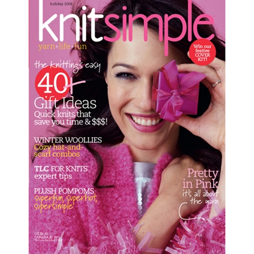 Knit Simple Holiday 2008