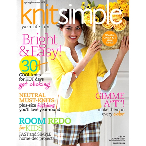 Knit Simple Spring/Summer 2008