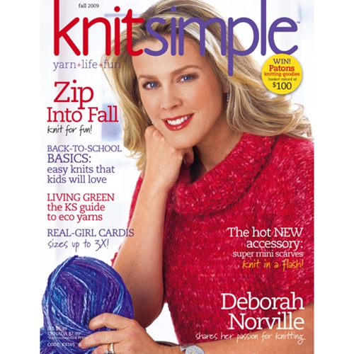 Knit Simple Fall 2009