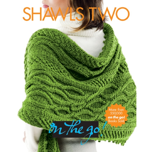 Vogue Knitting On the Go! Shawls Two