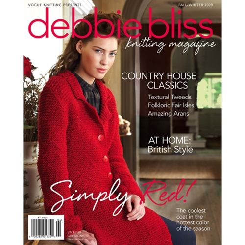 Debbie Bliss Magazine 2009 Fall/Winter