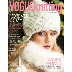 Vogue Knitting Winter 2010/11