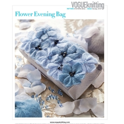 FLOWER EVENING BAG