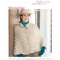 CHEVRON CAPE
