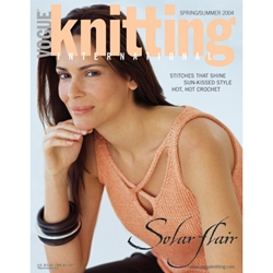 Vogue Knitting 2004 Spring/Summer