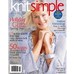 Knit Simple Magazine Holiday 2009