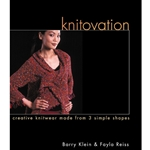 Knitovation: Creative Knitwear Made from 3 Simple Shapes
