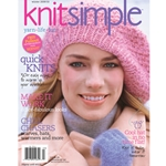 Knit Simple 2009/10 Winter