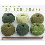 Vogue Knitting Stitchionary Vol. One: Knit & Purl