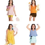 GIRLS DRESSES & TOPS