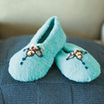 FELTED PERSIAN SLIPPERS