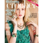 Vogue Knitting 2014 Crochet