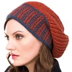FISHERMAN'S RIB SLOUCHY HAT