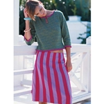 INDIAN SUMMER STRIPED SWEATER