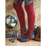 TWIST STIRRUP BOOT SOCK