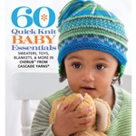 60 Quick Knit Baby Essentials: Sweaters, Toys, Blankets, & More
