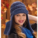 LONG EARFLAP HAT