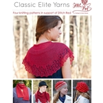 CLASSIC ELITE YARNS STITCH RED