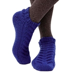 BARONIAL SLIPPER SOCKS