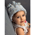 BABY CORKSCREW HAT
