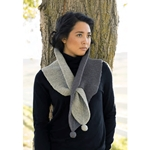 COYOTE KEYHOLE SCARF