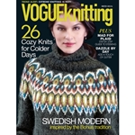 Vogue Knitting 2015/16 Winter