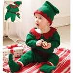 ELF ONESIE SET