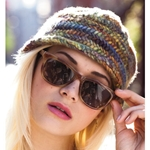 WINDSOR TERRACE HERRINGBONE HAT