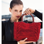 RED HOOK CABLED TOTE
