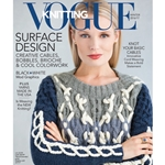 Vogue Knitting 2016/17 Winter