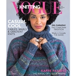 Vogue Knitting 2017 Late Winter