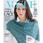Vogue Knitting 2018 Spring/Summer