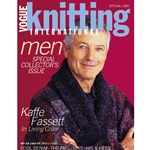 Vogue Knitting 2002 Men's Issue