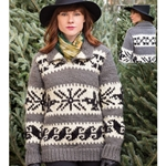 Cowichan Pullover