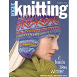 Vogue Knitting 2002 Winter